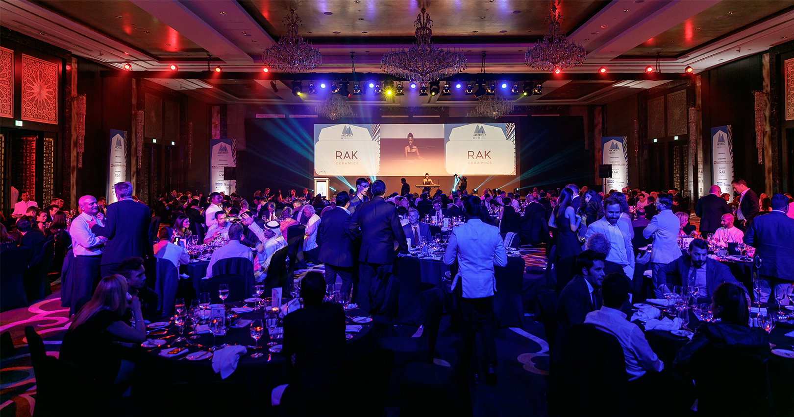 RAK Ceramics Sponsors ME Architect Awards