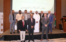 RAK Ceramics is presented with a collaboration award