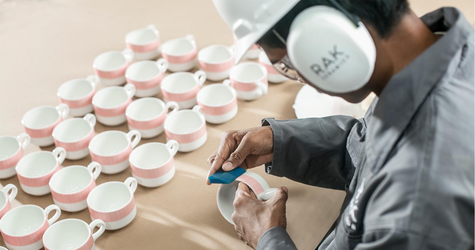 RAK Ceramics Sponsors Award at Prestigious Commercial Interior Design Awards, Dubai