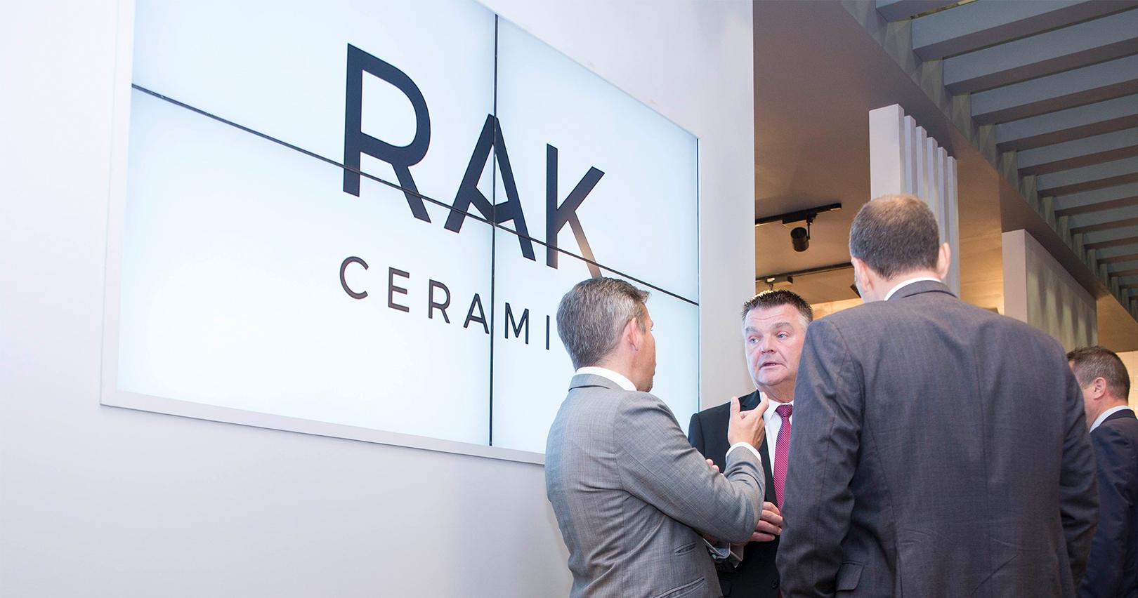 RAK Ceramics Participates in EFG Hermes 'London MENA Conference'