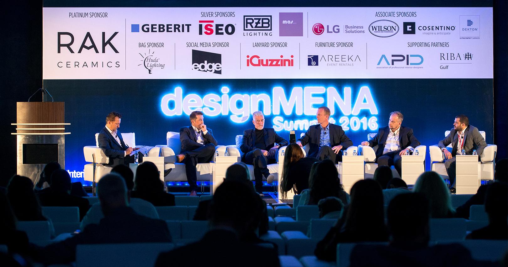 RAK Ceramics Supports Design MENA Summit