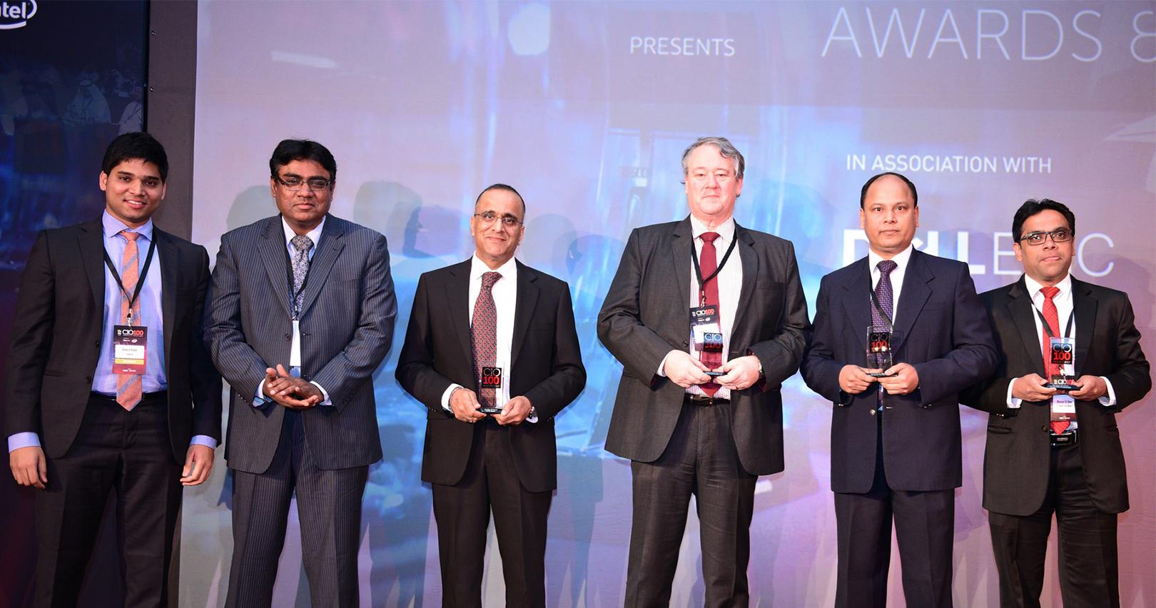 RAK Ceramics wins prestigious CIO 100 award
