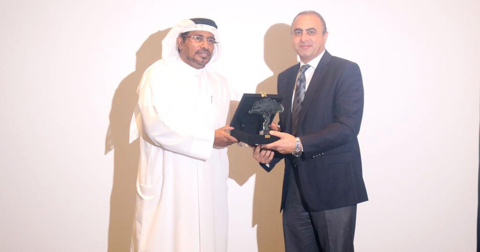 RAK Ceramics is awarded certificate of appreciation
